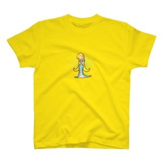 りんご王国のお姫様 T-shirts