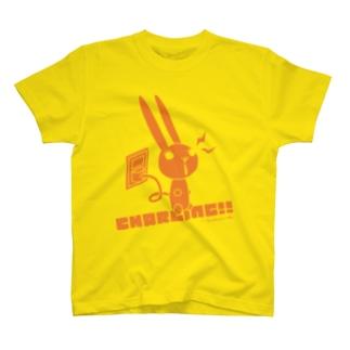 CHARGING!! T-shirts