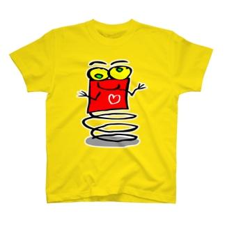 ボインジー「Boingy」 T-shirts
