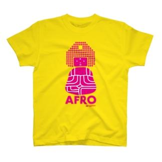 アフロ仏 T-shirts