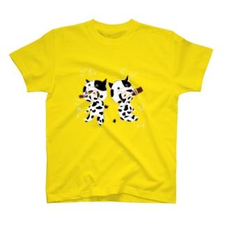 ぎゅっほ! T-shirts