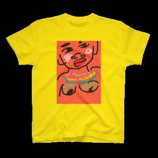 Eureka.Sのアフリカの女 T-shirts