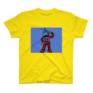 宇宙服 T-Shirt