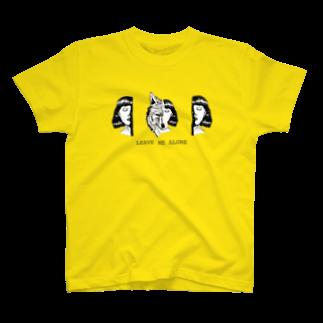 ツチダの狼少女(仮) T-shirts
