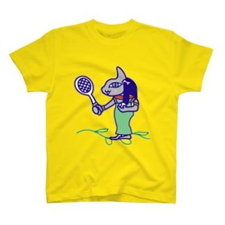 バステト T-shirts