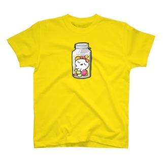 フル〜ティ〜くらげ T-shirts