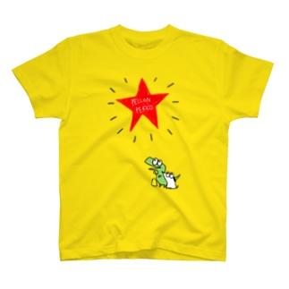 赤いほし T-shirts