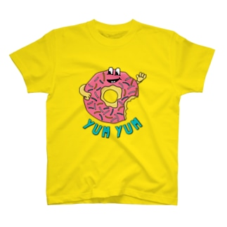 YUM YUM DONUT T-shirts
