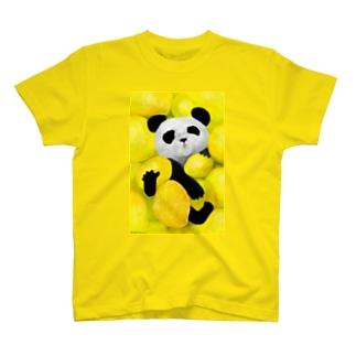 PANDA No.3 T-shirts