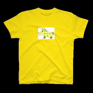うまちゃんのおてんばホース(うまちゃん) T-shirts