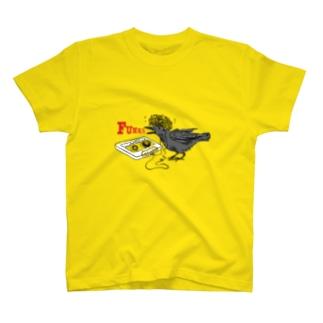 カラスのファンク! T-shirts