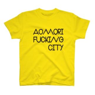 #2 AOMORI FU*KING CITY T-shirts