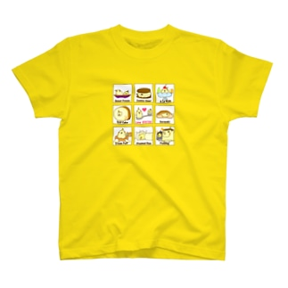 Love オヤツ T-shirts