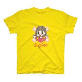 ドルチェリズム【スタンプTOP】 T-shirts