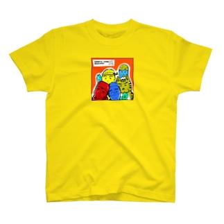 TOMMY-ZAWA ALL STARS T-Shirt