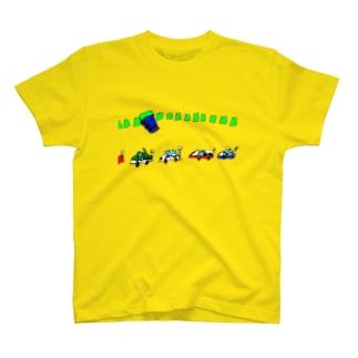 スーパーGT T-shirts