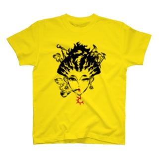 雷神Mai-co T-shirts