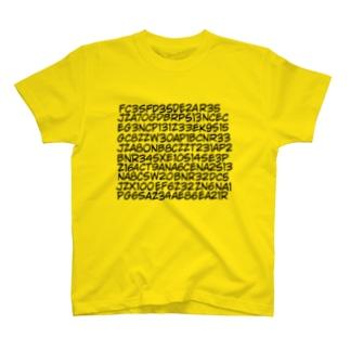 型式地獄 pt2 T-shirts