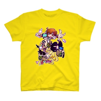 情報処理研究会 T-shirts