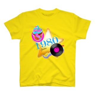 80's STAR⭐ T-shirts
