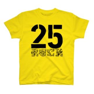 NicoRock 2569の25ROCK T-shirts