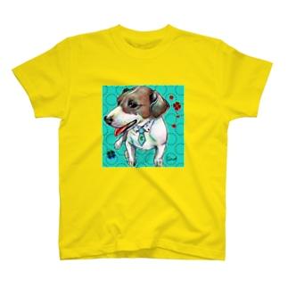 オレはチェロ。チームのボスだ(多分)。 T-shirts