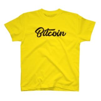 Bitcoin ビットコインTシャツ T-shirts