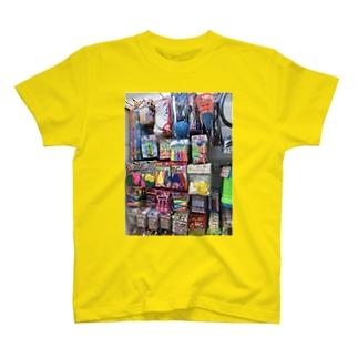 玩具エリア T-shirts
