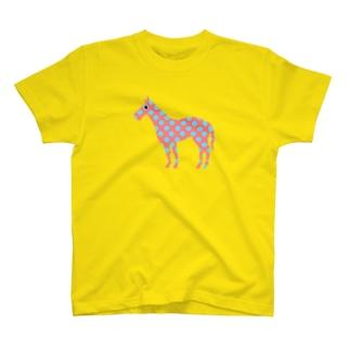 新種(水玉毛) T-shirts