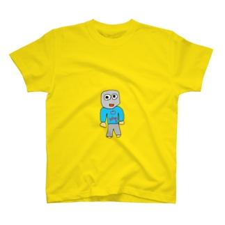 覆面マン T-shirts