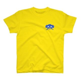 眠る宇宙人Tシャツ T-shirts