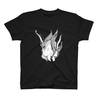 YUMAのイマジネーション Tシャツ