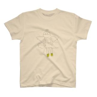 飛ばない Tシャツ