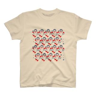 宇宙フォークダンス Tシャツ
