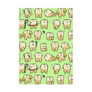 toothn_wisdomのトゥースンたっぷり Stickable poster