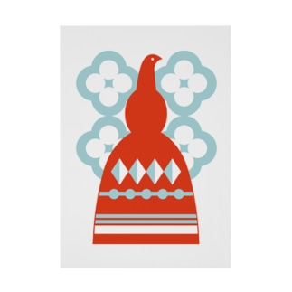 Bird dress 吸着ターポリン