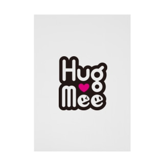 HugMee Stickable tarpaulin