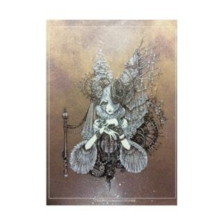 白姫の薔薇の願い事 Stickable tarpaulin