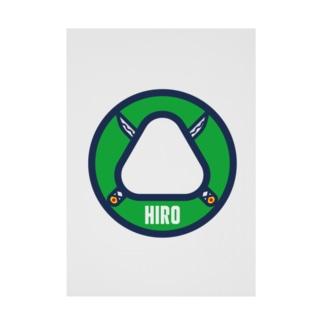 パ紋No.3324 HIRO 吸着ターポリン