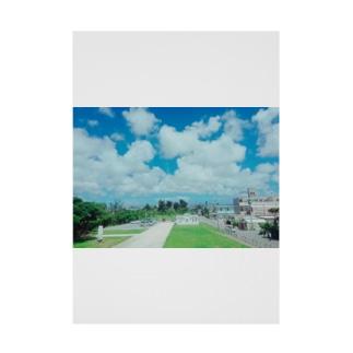 さーちゃん💓の沖縄の風景💓 Stickable poster