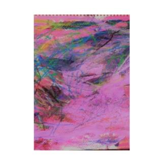 Pink Stickable tarpaulin