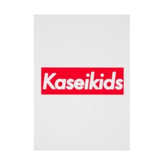 Kaseikids Stickable tarpaulin