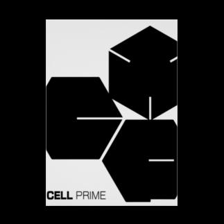 CELL PRIMEのCELLPRIME3 Stickable tarpaulin