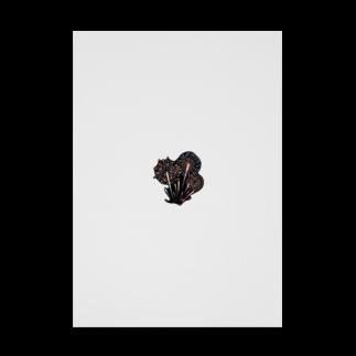 amasariの花火 Stickable tarpaulin
