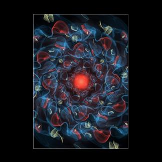 HIBIKI SATO Official Arts.のGraphic♯6 Stickable tarpaulin