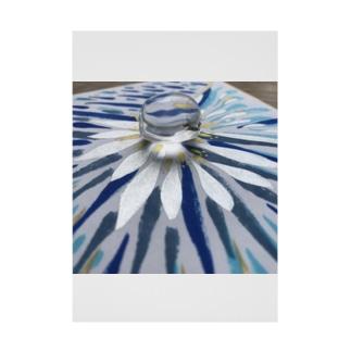 浄化と幸せの場 - 瀬織津姫と供に - Stickable tarpaulin