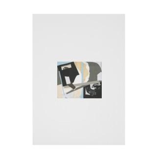 punkadada Design Stickable tarpaulin