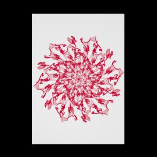 HIBIKI SATO Official Arts.のGraphics#18 Stickable tarpaulin