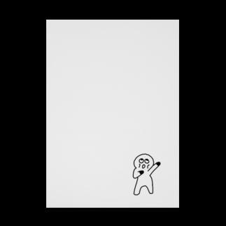 Venizakuraのおーくん Stickable tarpaulin