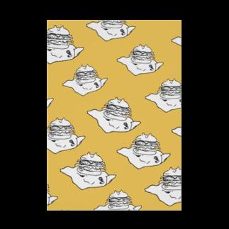 なるのパターン(スマイル セットで120円) Stickable tarpaulin